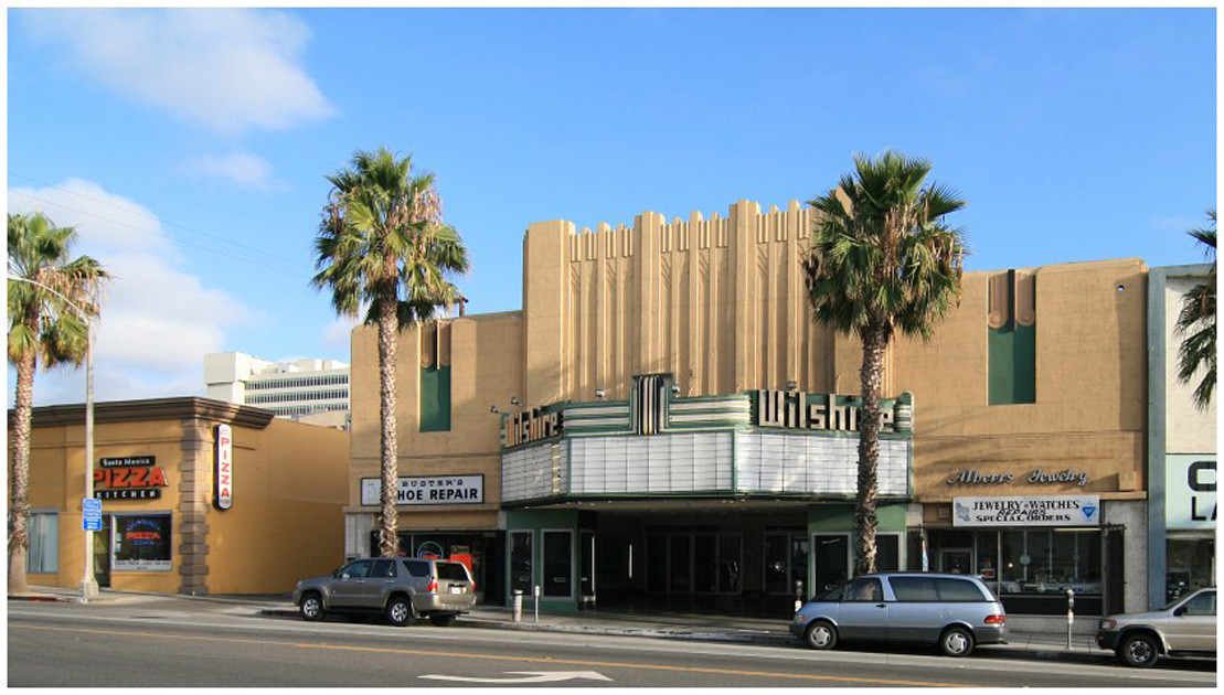 Wilshire Theatre Original
